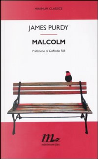 Malcolm by Purdy James