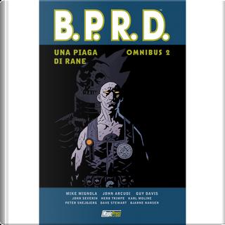 B.P.R.D. omnibus vol. 2 by John Arcudi, Mike Mignola