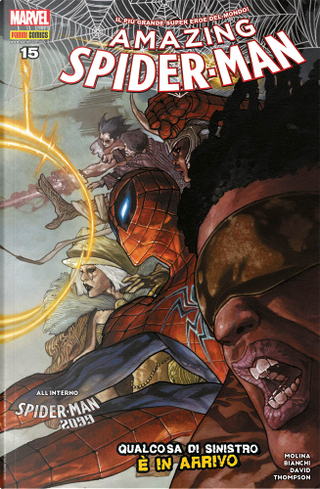Amazing Spider-Man n. 664 by Jose Molina, Peter David, Robbie Thompson