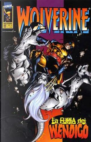Wolverine n. 111 by Edgar Tadeo, Leinil Francis Yu, Todd DeZago