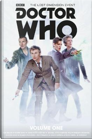 Doctor Who 1 by George Mann