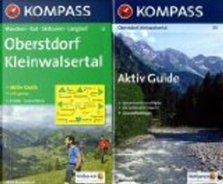 Oberstdorf, Kleinwalsertal by Kompass-Karten GmbH