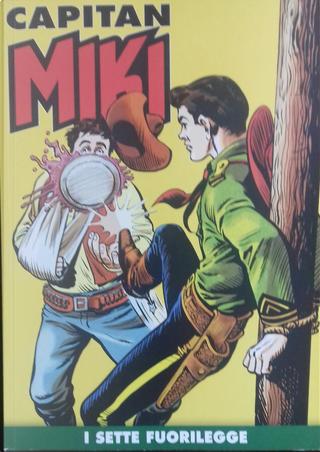 Capitan Miki n. 73 by Cristiano Zacchino, EsseGesse