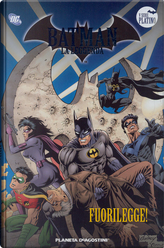 Batman la Leggenda n. 88 by Bart Sears, Doug Moench, Mike W. Barr, Paul Gulacy