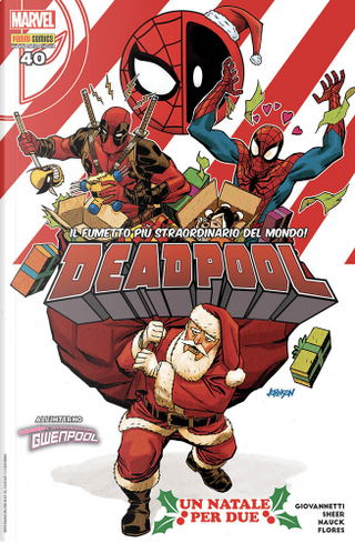 Deadpool n. 99 by Nick Giovannetti, Paul Scheer