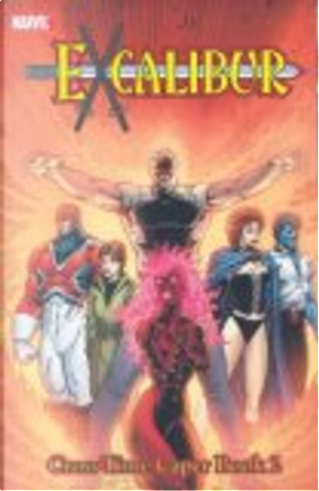 X-Men by Alan Davis, Barry Windsor-Smith, Chris Claremont, Chris Wozniak, Colleen Doran, Michael Higgins, Ron Lim, Terry Austin