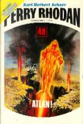 Atlan! by Karl-Herbert Scheer, Pier Francesco Prosperi