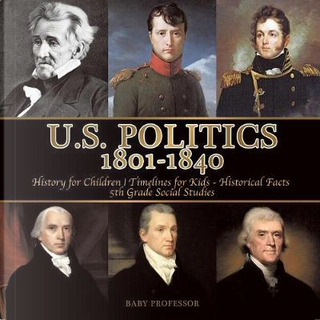 U.S. Politics 1801-1840 - History for Children   Timelines for Kids - Historical Facts   5th Grade Social Studies by Baby Professor