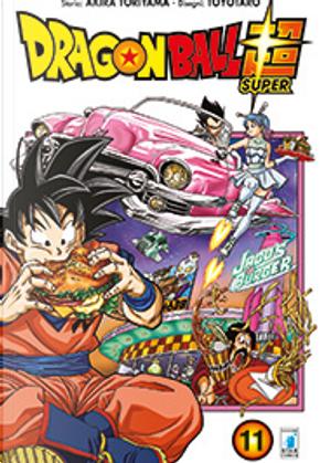 Dragon Ball Super vol. 11 by Toyotaro, 鳥山 明