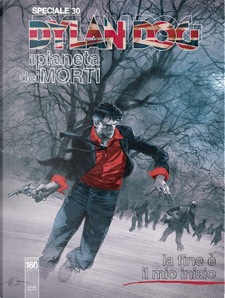 Dylan Dog Speciale n. 30 by Alessandro Bilotta