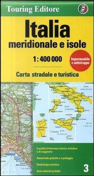 Italia meridionale e isole 1 by Tci
