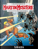 Martin Mystère n. 346 by Andrea Voglino