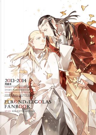 2013-2014 Elrond×Legolas再录本 by STAR影法师