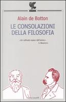 Le consolazioni della filosofia by Alain de Botton