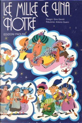 Le mille e una notte a fumetti by Antonio Guerci