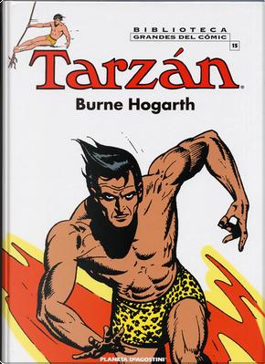Tarzán 15 by Burne Hogarth
