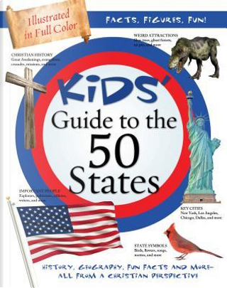 Kids' Guide to the 50 States by Not Available