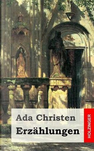 Erzählungen by Ada Christen