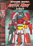 Getter Robot n.01 by Go Nagai, Ken Ishikawa