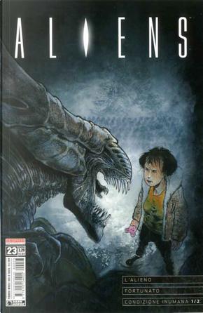 Aliens #23 by John Arcudi, John Layman, Mark Verheiden