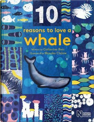 10 Reasons to Love a... Whale by Catherine Barr