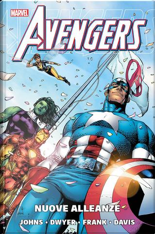 Avengers: Nuove alleanze by Dan Jurgens, Geoff Jones, Mike Grell