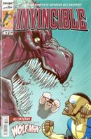 Invincible n. 47 by Robert Kirkman