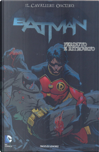 Batman il cavaliere oscuro vol. 24 by Fabian Nicieza, Freddie Williams II, Joe Bennett