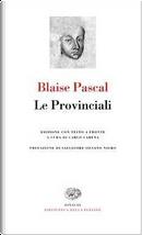 Le Provinciali by Blaise Pascal