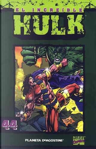 El Increíble Hulk. Coleccionable #44 (de 50) by Peter David, Tom Wegrzyn