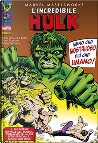 Marvel Masterworks: Hulk vol. 3 by Gary Friedrich, Stan Lee