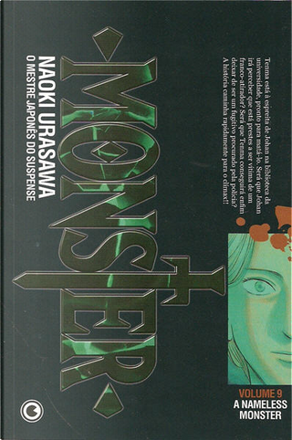 Monster - Volume 9 by Naoki Urasawa