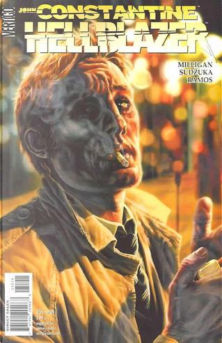 Hellblazer Vol.1 #255 by Peter Milligan