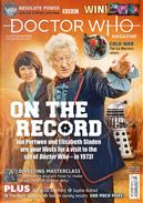 Doctor Who Magazine n. 553