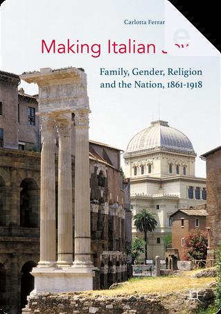 Making Italian Jews by Carlotta Ferrara degli Uberti