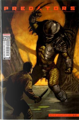 Predator #25 by Paul Tobin