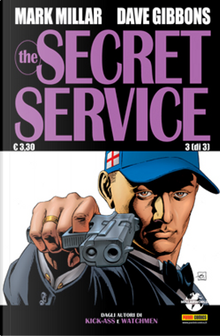 The Secret Service n. 3 (di 3) by Dave Gibbons, Mark Millar