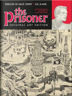 The Prisoner by Jack Kirby, Steve Englehart