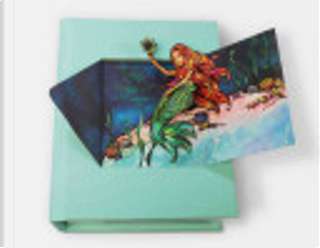 The Little Mermaid (Limited Edition) by Robert Sabuda