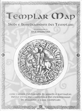 Templar's map by Eta Musciàd, Silvio Canavese