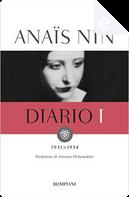 Diario I by Anaïs Nin