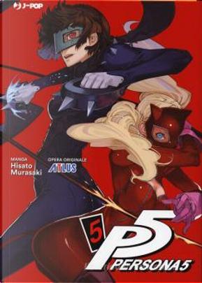 P5 Persona 5 vol. 5 by Hisato Murasaki