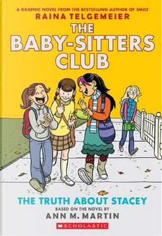 The Baby-Sitters Club 2 by ANN M. MARTIN