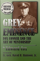 Grey Eminence by Edward Cox