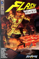 Flash / Wonder Woman n. 31 by Cullen Bunn, Meredith Finch, Robert Venditti, Van Jensen