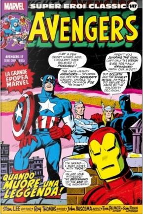 Super Eroi Classic vol. 147 by Roy Thomas