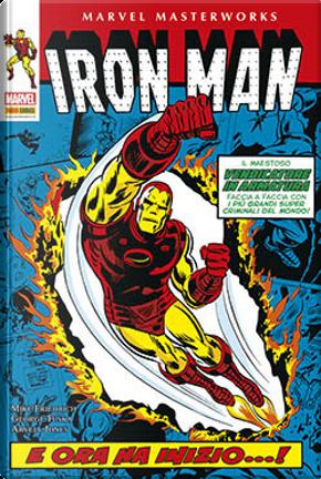 Marvel Masterworks: Iron Man vol. 10 by Barry Alfonso, Bill Mantlo, Mike Friedrich, Tom Orzechowski