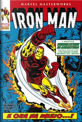 Marvel Masterworks: Iron Man vol. 10 by Tom Orzechowski, Bill Mantlo, Barry Alfonso, Mike Friedrich