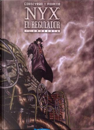 Nyx: El Regulador, 1 by Marc Moreno, Éric Corbeyran