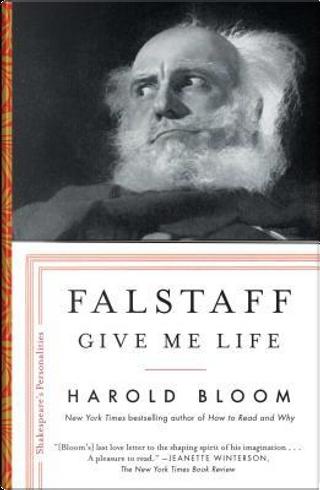 Falstaff by Harold Bloom
